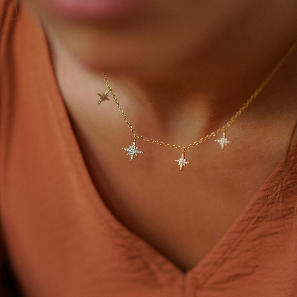 Mantarraya Necklaces